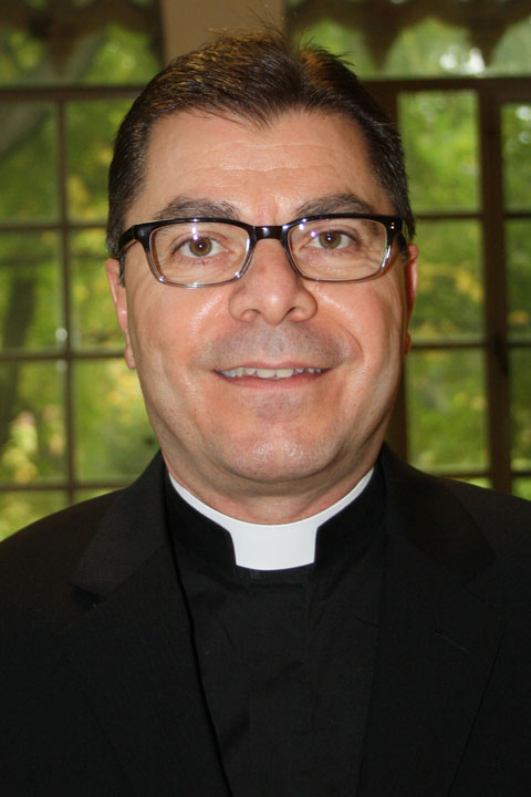 Rev. Pio Beorchia (Diocese of London)