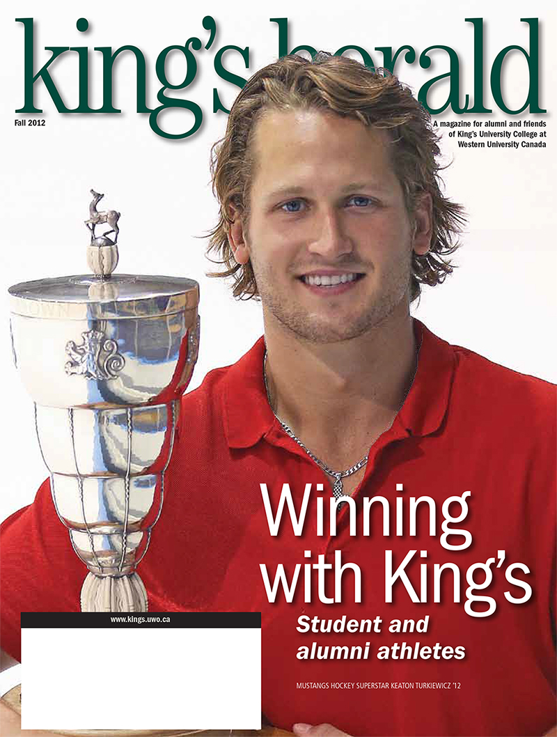 King's Herald Fall 2012