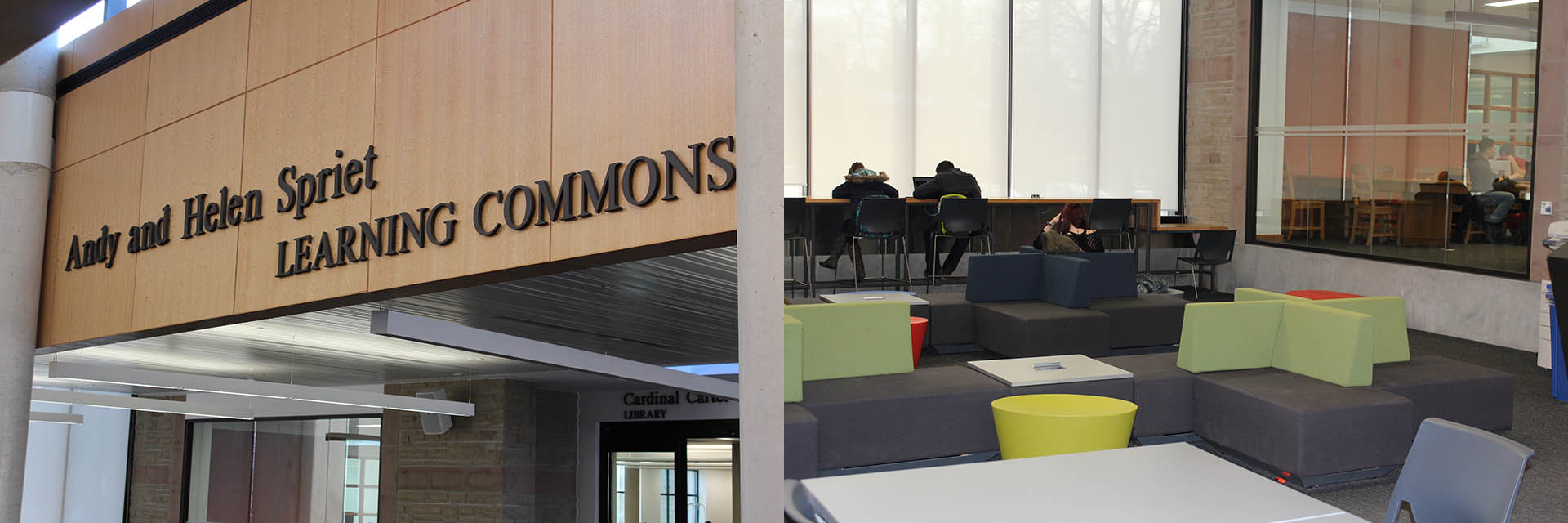 Image: Learning Commons