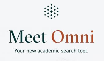 Meet Omni, your new academic serach tool