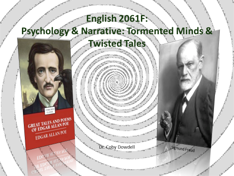 Psychology and Narative: Tormented Minds and Twisted Tales