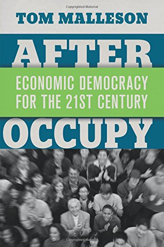 Book: After Occupy by Tom Malleson