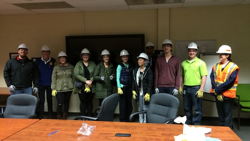 King's Business students visit Ingredion Canada
