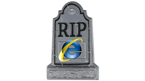 Reminder: IE8, 9, and 10 Reach End of Support Next Week