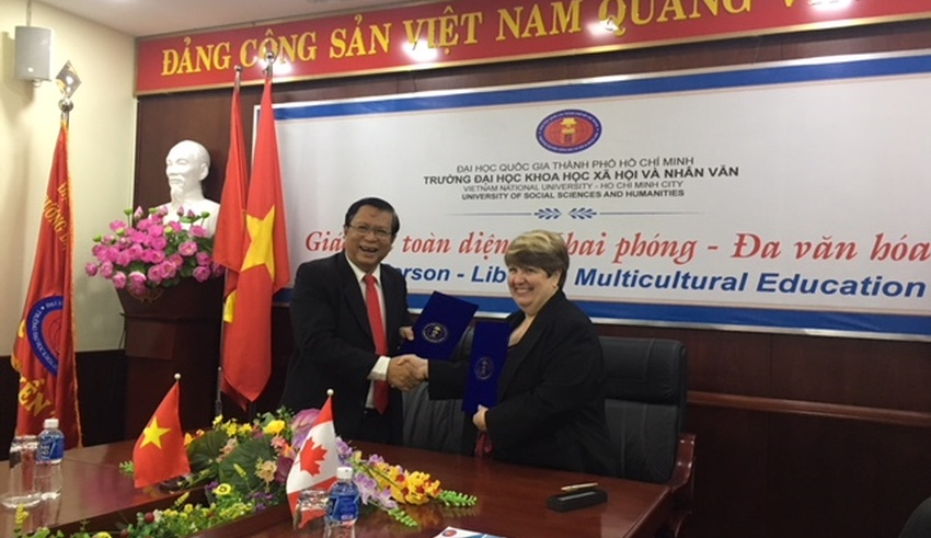 King's signs new partnership in Vietnam