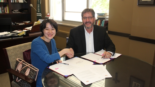 King's enters partnership with Kyungil University