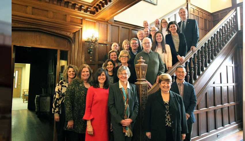 Welcoming partners in Catholic education