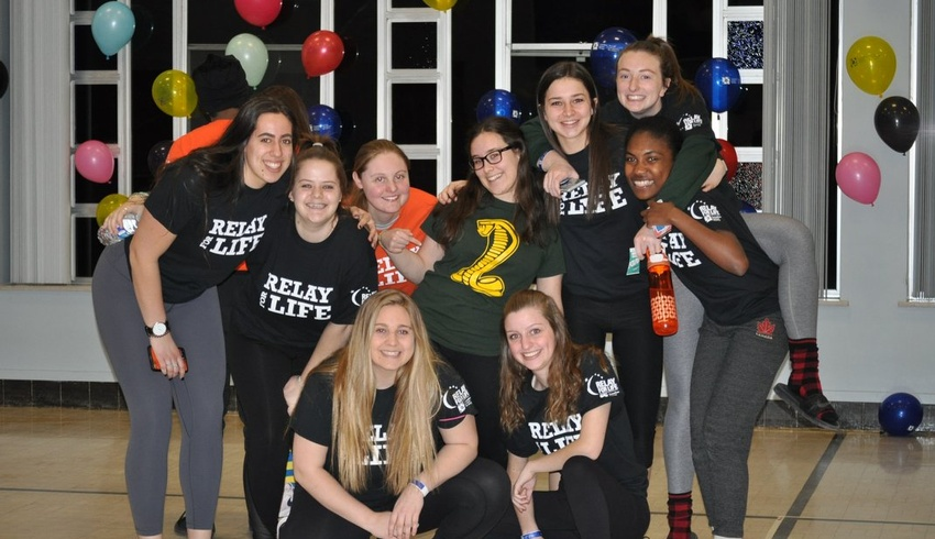 Huron, Brescia and King's students team up to fight against cancer