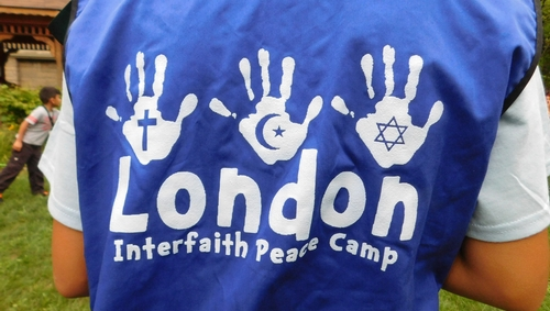 King's Interfaith Peace Camp unites children from a variety of backgrounds