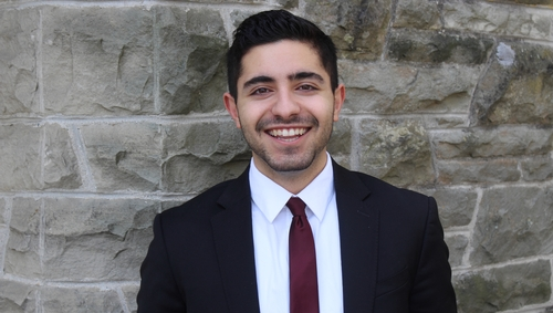 King's Student Named One of Five Top Students in Great Canadian Sales Competition