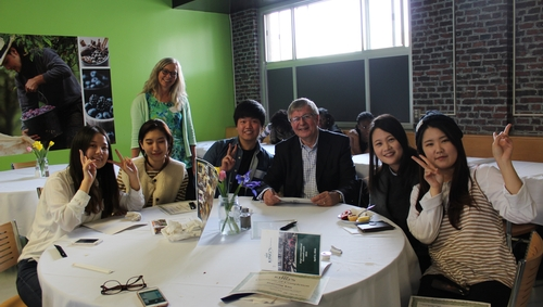 International Farewell Luncheon Celebrates Students