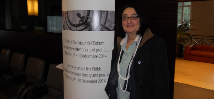 King's professor speaks at the UN Convention on the Rights of the Child
