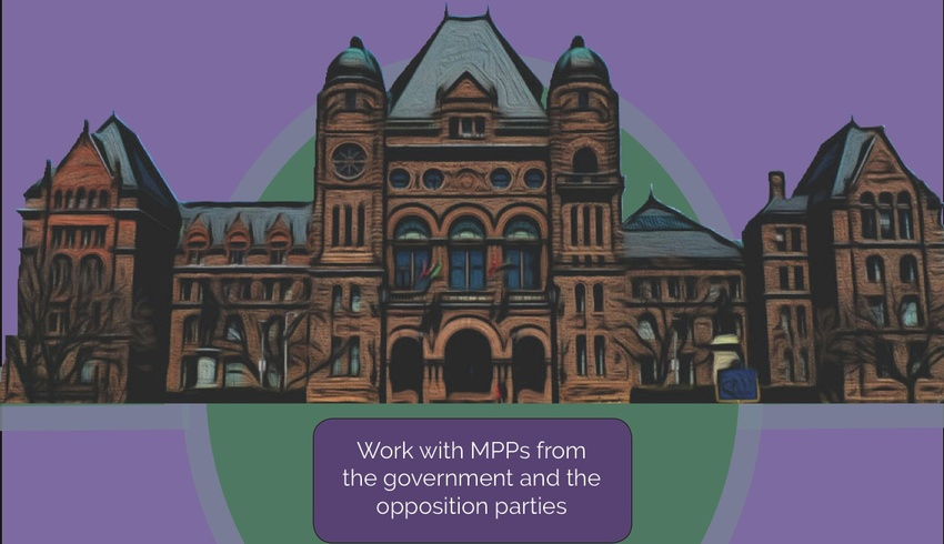 Ontario Legislature Internship Program (Info Session)