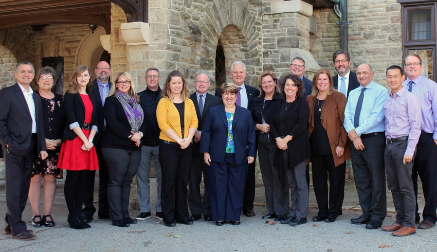 Catholic Educational Partnership Group visits campus