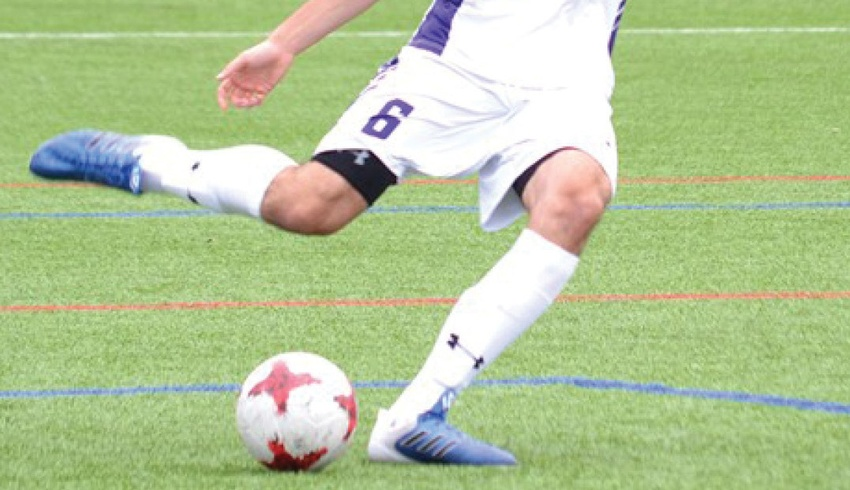 Three King's students awarded OUA Soccer Rookie and All-Stars honours