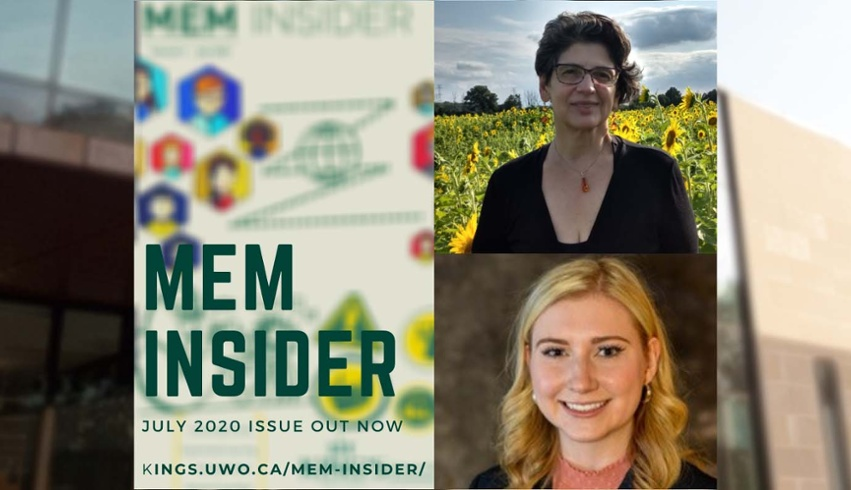 School of MEM publishes fifth issue of the Insider
