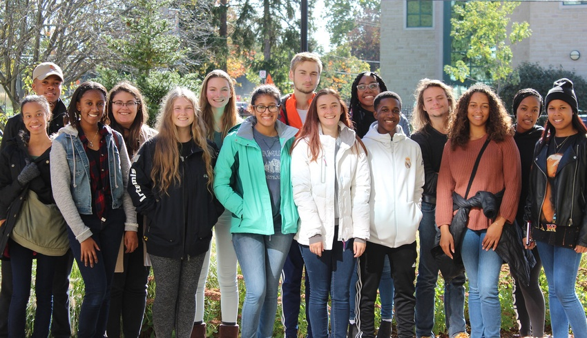 Bermuda students reflect on Canadian University tour