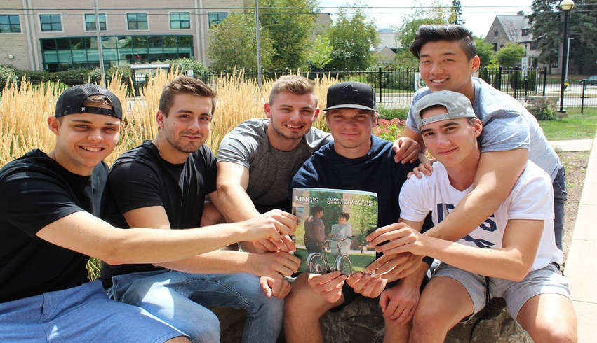 King's welcomes six London Knights players as new students