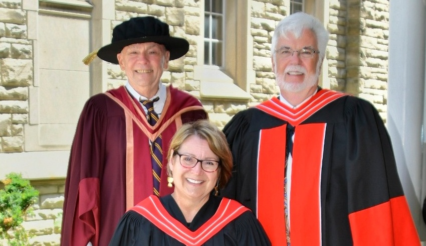 Professor Emeritus title conferred on six faculty