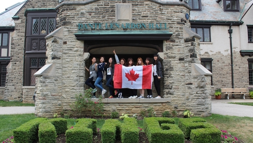 Canadian Summer Experience ESL for high school students