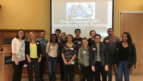 Summer Intercultural Skill Training Workshop