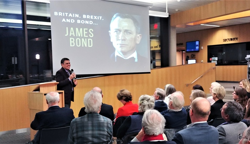 What Bond can teach us about Brexit?