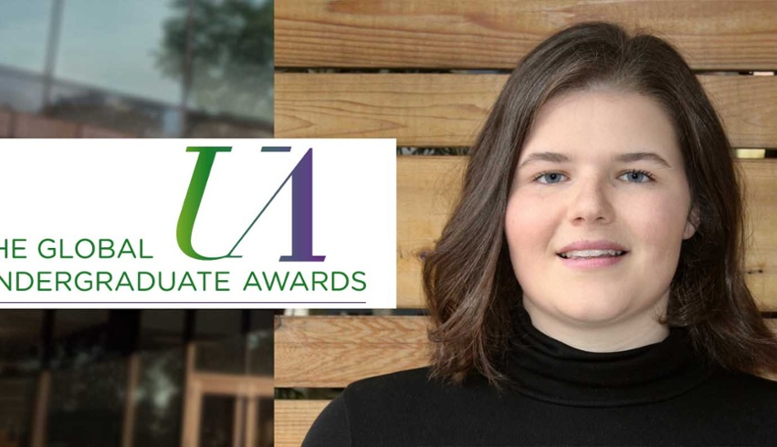 Regional, Highly Commended Winners at Undergraduate Awards