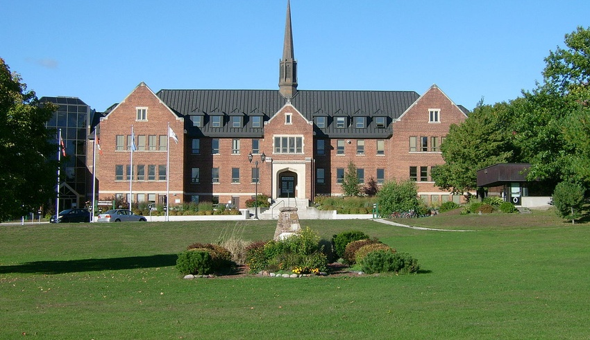 Students and faculty head to Residential School site