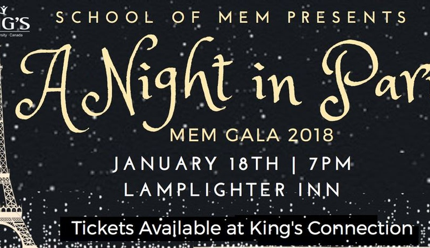School of MEM to host gala