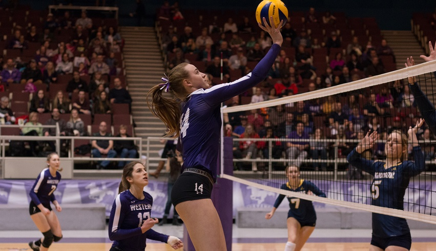 Disability Studies student selected to represent Canada in women's volleyball