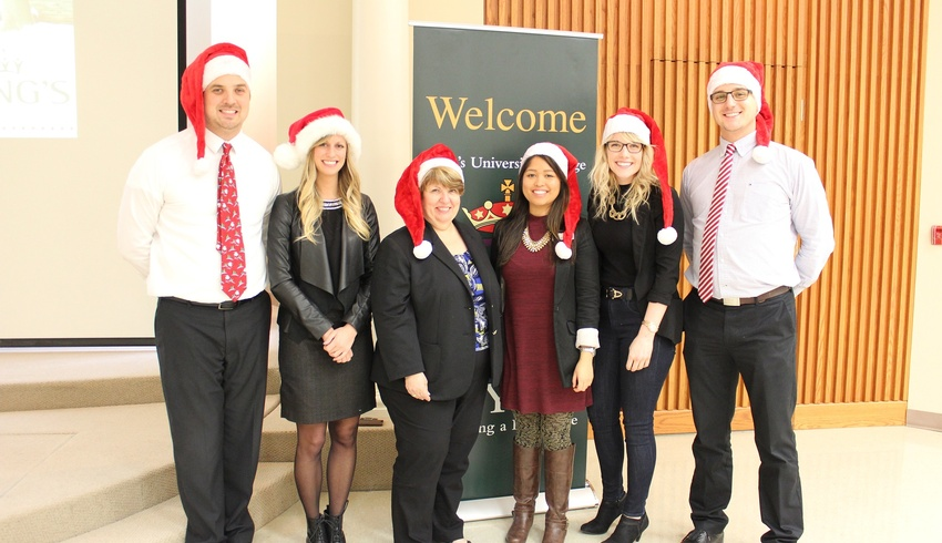 Principals' & Counsellors' Christmas Event