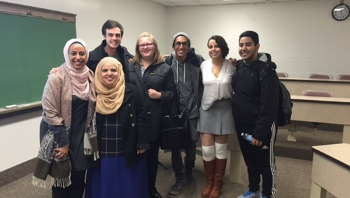 King's students learn the effects of Islamaphobia