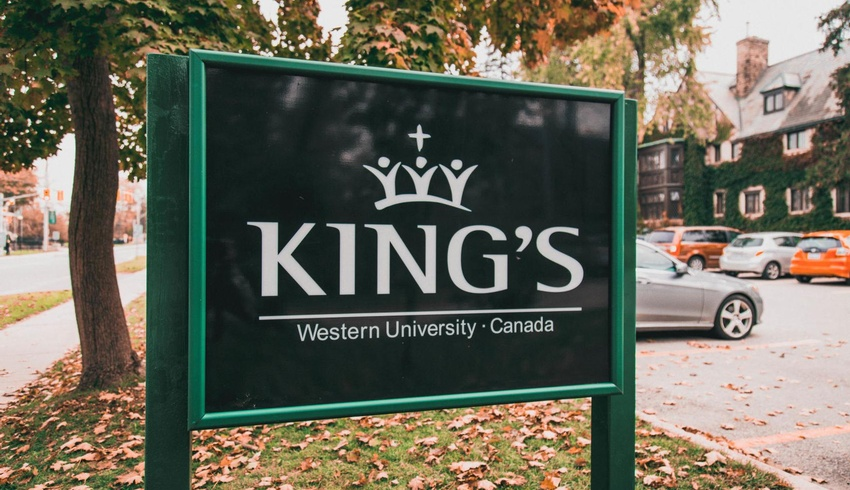 New referendum and ways to vote at King's