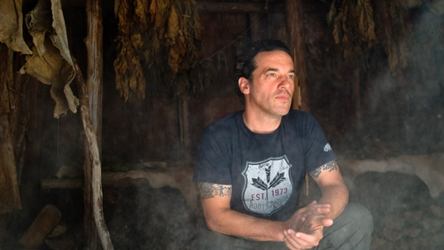 Principal's Lecture on Contemporary Indigenous Issues brings Joseph Boyden to campus for workshop & lecture with local youth