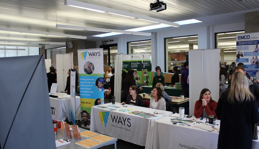 KUCSC Volunteer Fair: Experience something new!