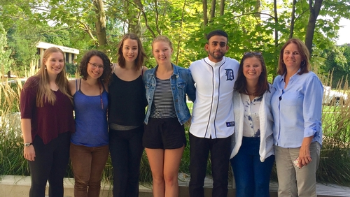 King's students' internship takes them to Uganda