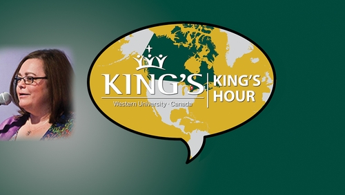 King's Hour with Dr. Nonie Brennan -