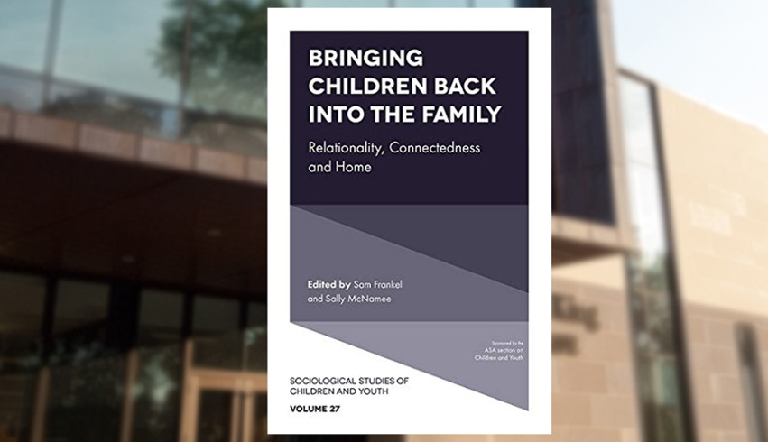 CSI faculty edit new book on children's relationships within the family