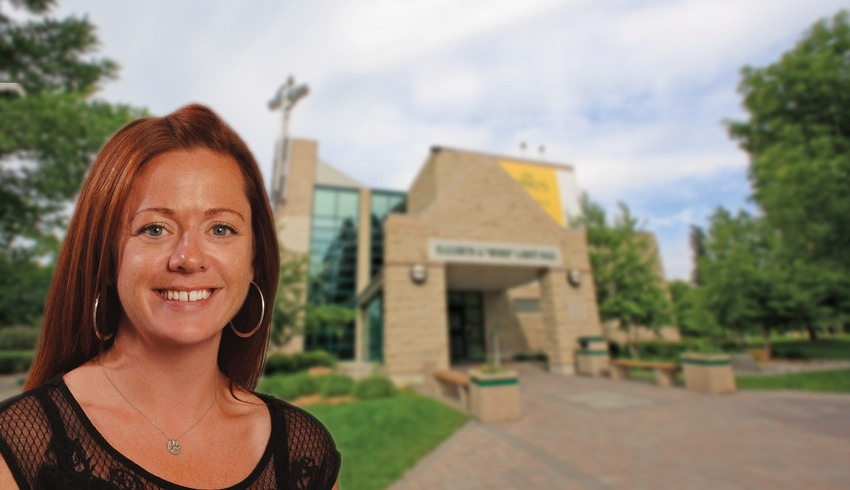 Gail Lalonde '01 to receive Alumni Award of Distinction