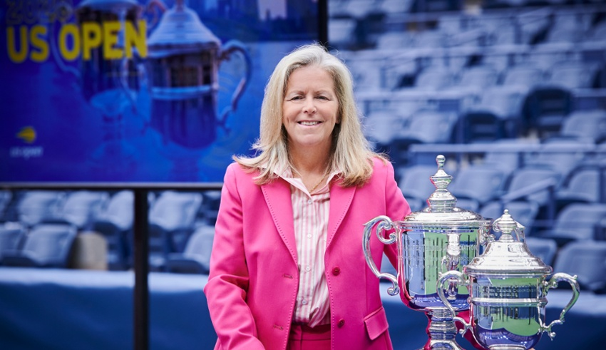 Stacey Allaster '85, named Tournament Director of the U.S. Open