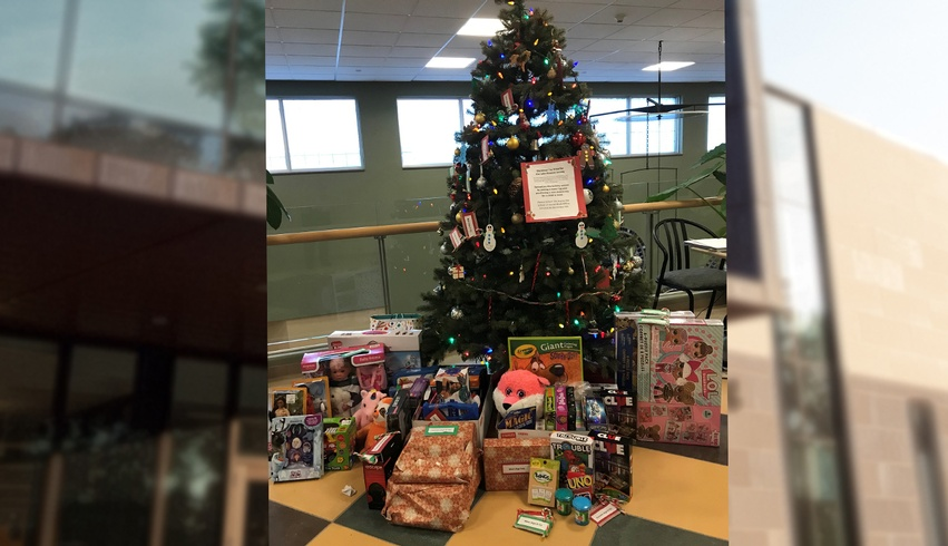 King's community reaches out to help others with Christmas giving campaigns