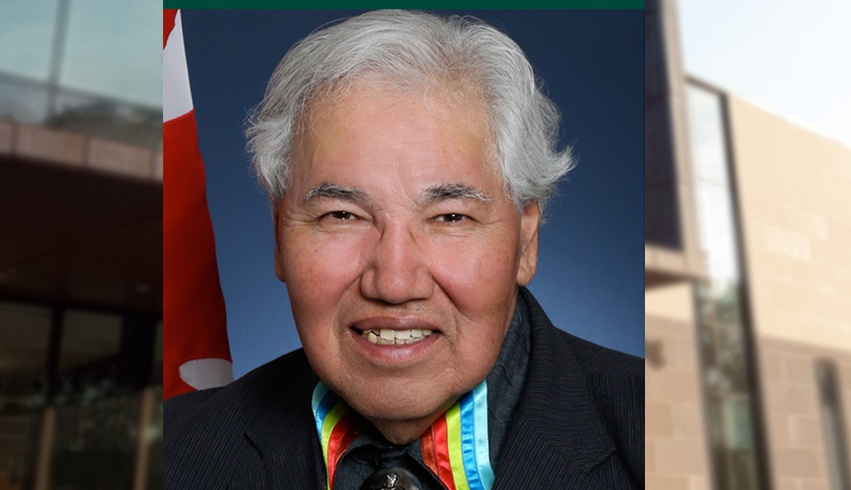 Senator Murray Sinclair speaks on Truth & Reconciliation